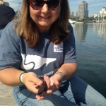 Cheryl Nenn sturgeon Milwaukee Riverkeeper